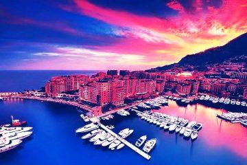 Monaco in Love